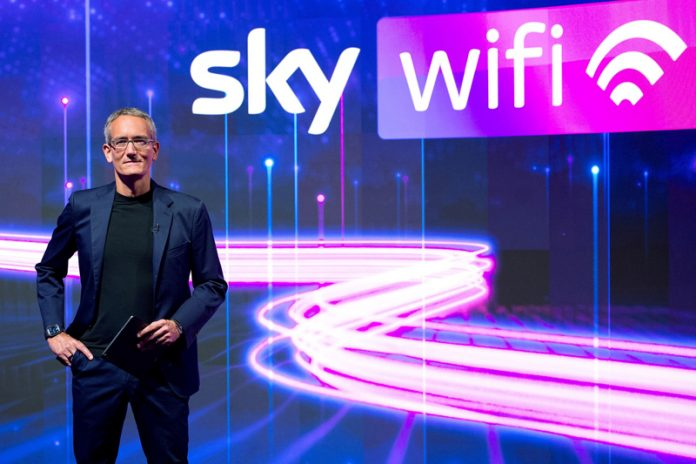 Nuova offerta Sky Wifi