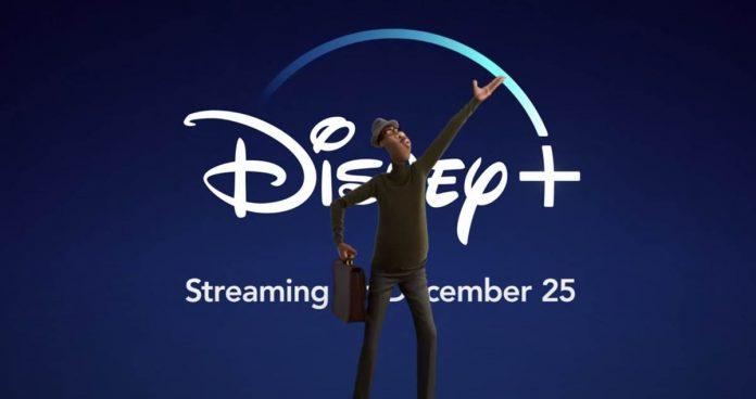 Programmazione Disney Plus di fine 2020